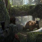 Medvěd jako součást rané koncepce videohry The Last of Us Part II? Co by ne!